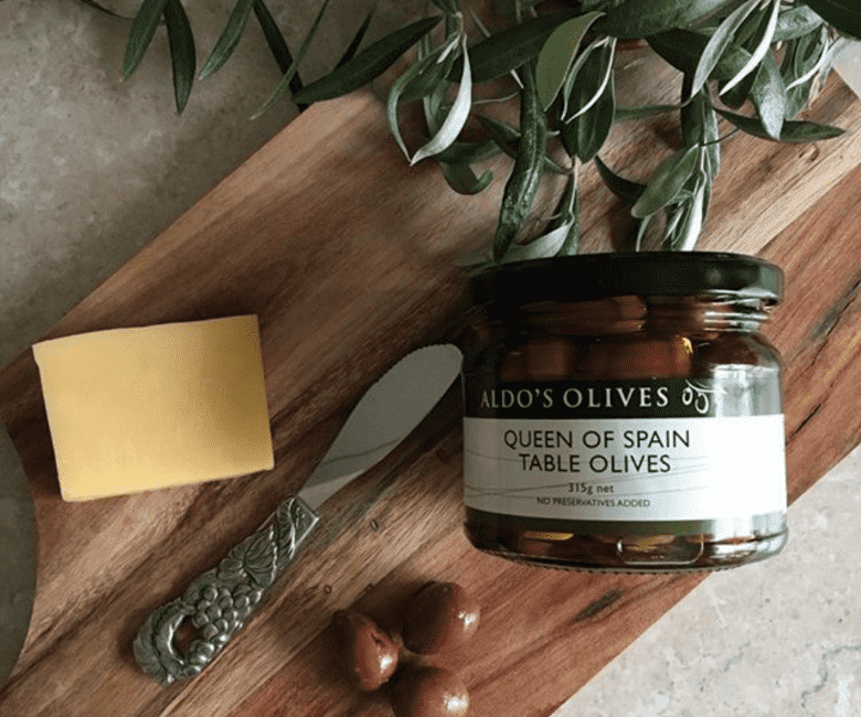 Aldo's Olives